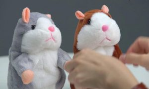 Talking-Hamster