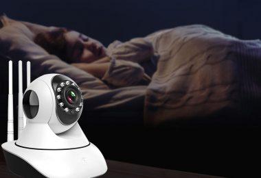 Ip-камера безопасности Wifi PTZ 1080P